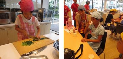 8月10日・18日「食育アドベンチャー(R)ランド2014」終了しました!