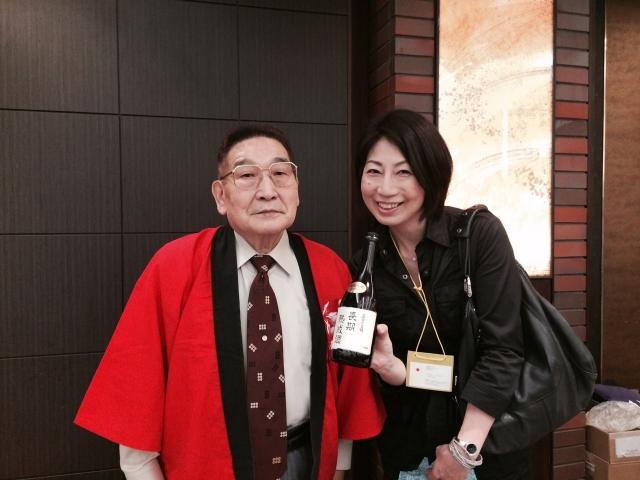 【長野の酒メッセ 2015】清酒真田六文銭醸造元 山三酒造株式会社