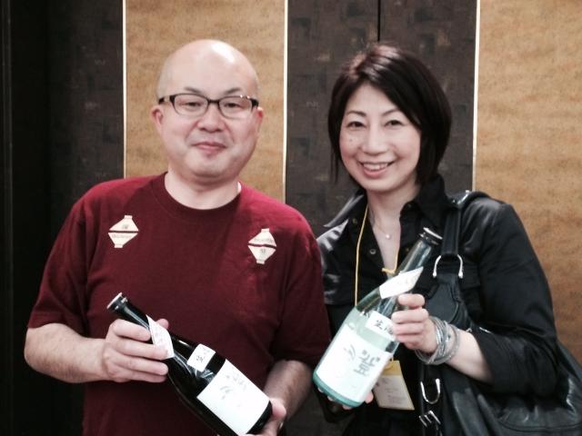 【長野の酒メッセ 2015】和田龍酒造株式会社