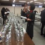 「ワイングラスでおいしい日本酒アワード2016」審査員を務めました