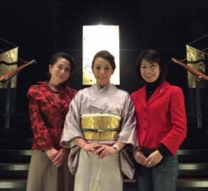 女性のためのOsake スクール in Fish bank Tokyo