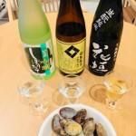 180514日本酒勉強会/酒&あさり