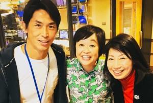 NHKラジオ第1「増田明美のキキスギ?」に出演しました!